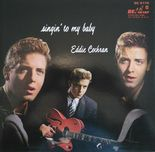 "LP✦EDDIE COCHRAN✦ ""Singin' To My Baby"" Reissue of 1957 Liberty Records Album ♫"